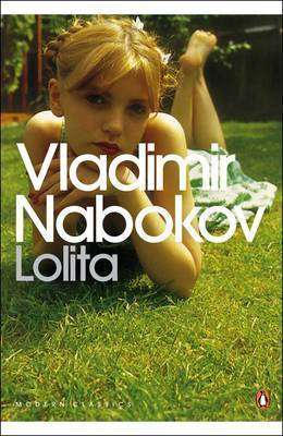 Cover of Lolita - Vladimir Nabokov - 9780141182537