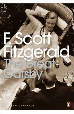 Cover of The Great Gatsby - F. Scott Fitzgerald - 9780141182636