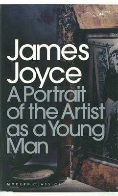 Cover of A PORTRAIT OF THE ARTIST AS A YOUNG MAN - James Joyce - 9780141182667