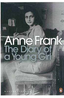Cover of DIARY OF A YOUNG GIRL - Anne Frank - 9780141182759