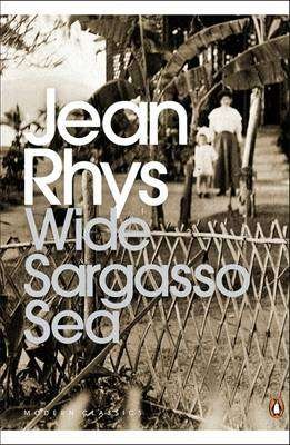 Cover of Wide Sargasso Sea - Jean Rhys - 9780141182858