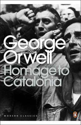 Cover of Homage to Catalonia - George Orwell - 9780141183053