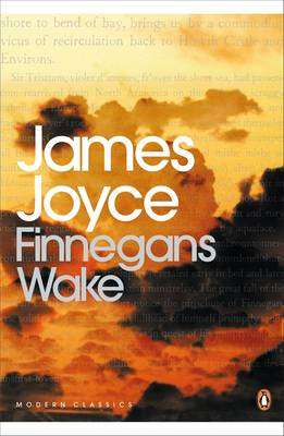 Cover of FINNEGANS WAKE - James Joyce - 9780141183114