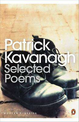 Cover of SELECTED POEMS - Patrick Kavanagh - 9780141183480