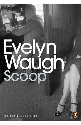 Cover of SCOOP - Waugh Evelyn - 9780141184029