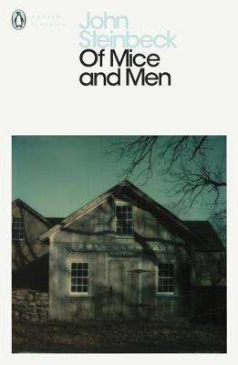 Cover of OF MICE AND MEN - Steinbeck John - 9780141185101