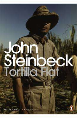 Cover of Tortilla Flat - John Steinbeck - 9780141185118