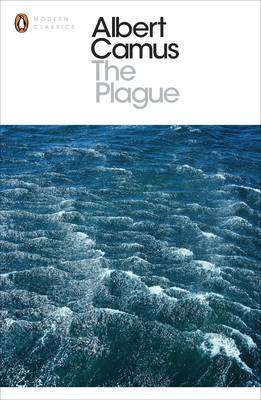 Cover of The Plague - Albert Camus - 9780141185132