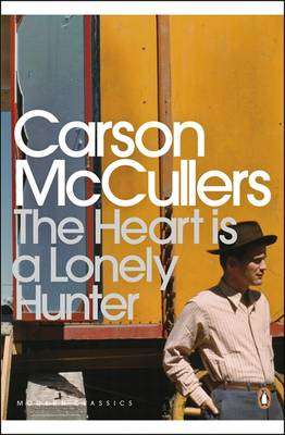 Cover of The Heart is a Lonely Hunter - Carson McCullers - 9780141185224