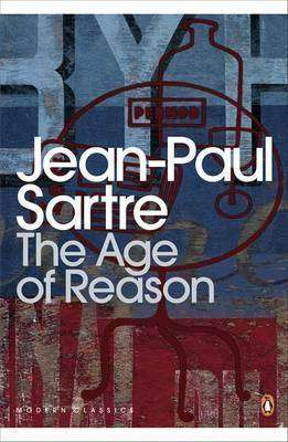 Cover of AGE OF REASON - Sartre - 9780141185286