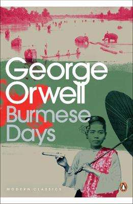 Cover of BURMESE DAYS - Orwell George - 9780141185378