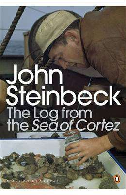Cover of LOG FROM THE SEA OF CORTEZ - John Steinbeck - 9780141186078