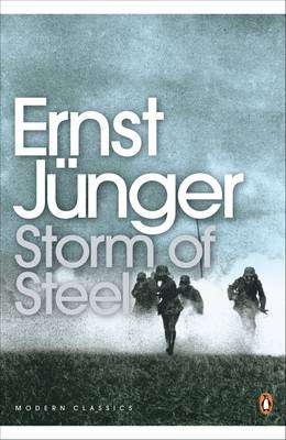 Cover of A STORM OF STEEL - Ernst Junger - 9780141186917