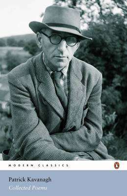 Cover of COLLECTED POEMS - Patrick Kavanagh - 9780141186931
