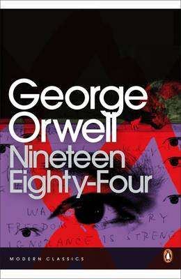 Cover of 1984 - George Orwell - 9780141187761