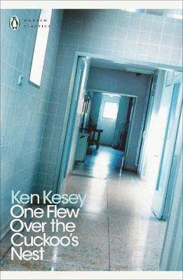 Cover of ONE FLEW OVER THE CUCKOO'S NEST - Kesey Ken - 9780141187884