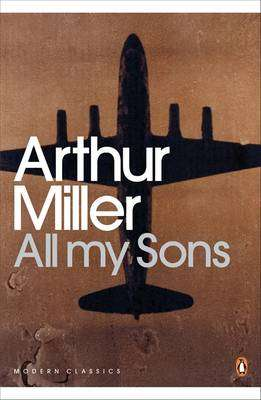 Cover of All My Sons - Arthur Miller - 9780141189970