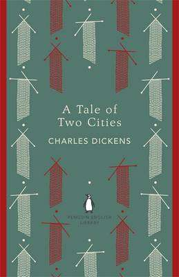 Cover of A Tale of Two Cities - Charles Dickens - 9780141199702