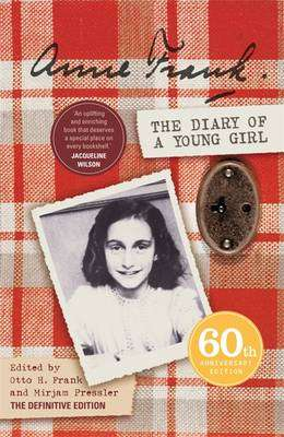 Cover of Anne Frank Diary of a Young Girl - Anne Frank - 9780141315188