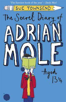 Cover of Secret Diary of Adrian Mole aged 13 3/4 - Sue Townsend - 9780141315980