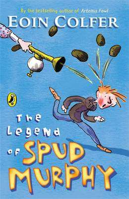 Cover of Legend of Spud Murphy - Eoin Colfer - 9780141317083