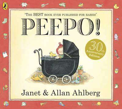 Cover of Peepo! - Janet Ahlberg - 9780141337418