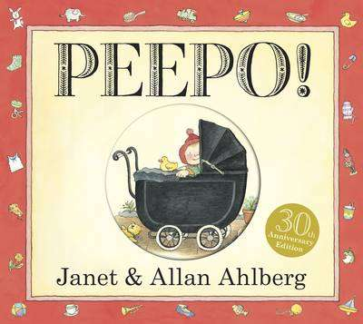 Cover of Peepo! - Janet Ahlberg - 9780141337425