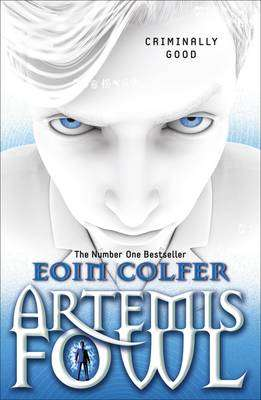 Cover of Artemis Fowl Book 1 - Eoin Colfer - 9780141339092