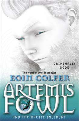 Cover of Artemis Fowl Book 2: The Arctic Incident - Eoin Colfer - 9780141339108