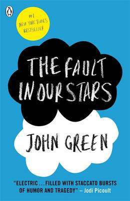 Cover of The Fault in Our Stars - John Green - 9780141345659