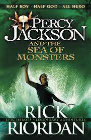 Cover of Percy Jackson 2: Percy Jackson and the Sea of Monsters - Rick Riordan - 9780141346847