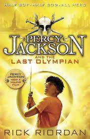 Cover of Percy Jackson 5: Percy Jackson and the Last Olympian - Rick Riordan - 9780141346885