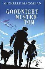Cover of Goodnight Mister Tom - Michelle Magorian - 9780141354804