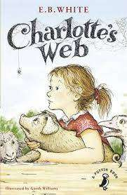 Cover of Charlotte's Web - E. B. White - 9780141354828