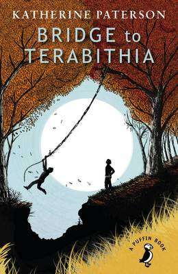 Cover of Bridge to Terabithia - Katherine Paterson - 9780141359786