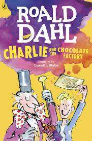 Cover of Charlie and the Chocolate Factory - Roald Dahl - 9780141365374