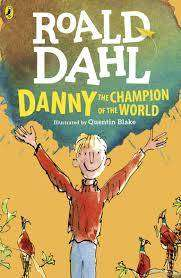 Cover of Danny the Champion of the World - Roald Dahl - 9780141365411
