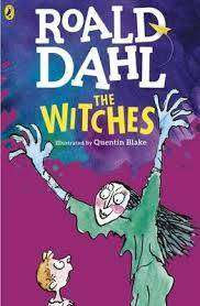 Cover of The Witches - Roald Dahl - 9780141365473