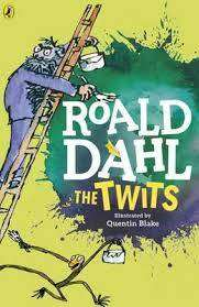 Cover of The Twits - Roald Dahl - 9780141365497