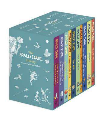 Cover of The Roald Dahl Centenary Boxed Set - Roald Dahl - 9780141369433