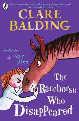 Cover of The Racehorse Who Disappeared - Clare Balding - 9780141377384