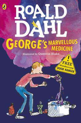 Cover of George's Marvellous Medicine - Roald Dahl - 9780141378268