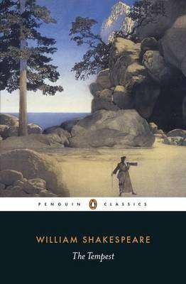 Cover of The Tempest - William Shakespeare - 9780141396309