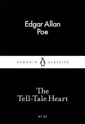 Cover of The Tell-Tale Heart - Edgar Allan Poe - 9780141397269