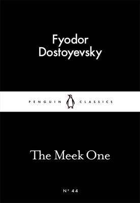 Cover of The Meek One - Fyodor Dostoyevsky - 9780141397481