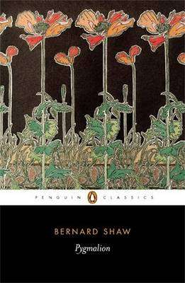 Cover of PYGMALION - George Bernard Shaw - 9780141439501