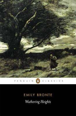 Cover of Wuthering Heights - Emily Bronte - 9780141439556