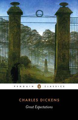 Cover of Great Expectations - Penguin Classics - Charles Dickens - 9780141439563