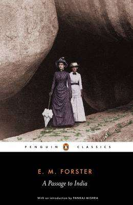 Cover of Passage to India - E. M. Forster - 9780141441160