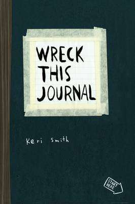 Cover of Wreck This Journal - Keri Smith - 9780141976143